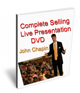 Complete Selling Ebook