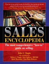 Book Cover - Sales Encyclopedia